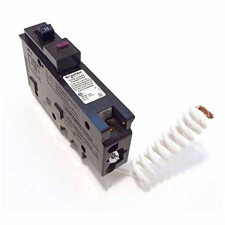 CHOM120DF - HomeLine 20 Amp 1 Pole 120 Volt Plug-In Circuit Breaker