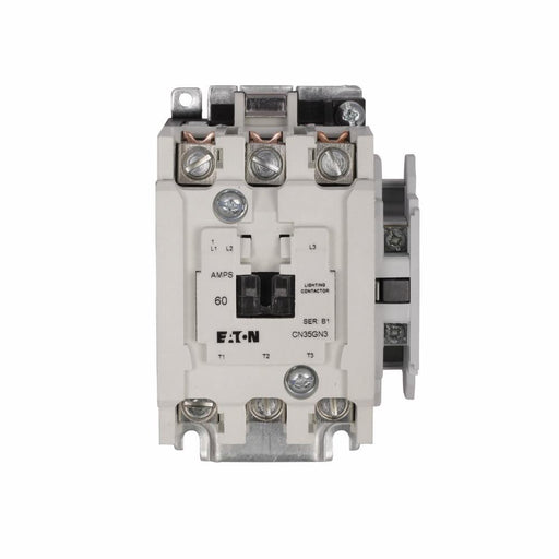 CN35GN2BB - Eaton Cutler-Hammer 60 Amp 2 Pole 600 Volt Electrically Held Lighting Contactor