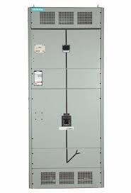 SQRC - Siemens Low Voltage Power Panel