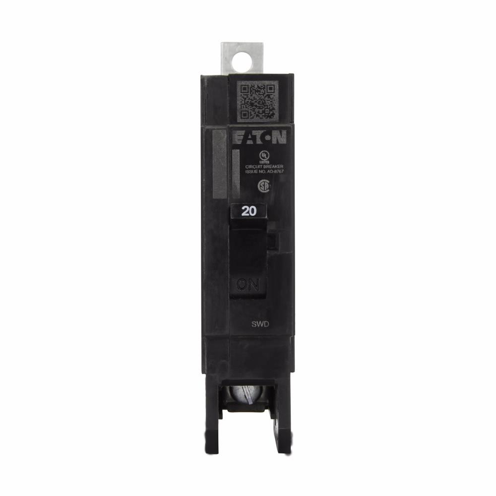 GHB1060 - Eaton Cutler-Hammer 60 Amp 1 Pole 480 Volt Bolt-On Circuit Breaker