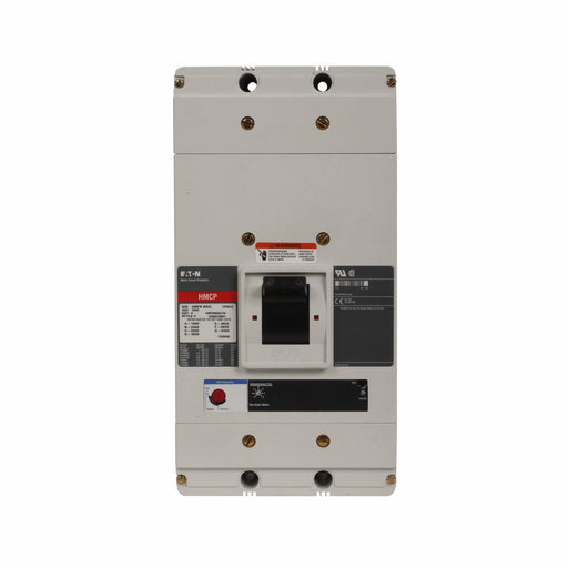 HMCP800X7W - Eaton Cutler-Hammer 800 Amp 3 Pole 600 Volt Bolt-On Circuit Breaker