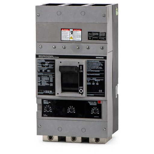 HMXD63B800 - Siemens 800 Amp 3 Pole 600 Volt bolt-On Molded Case Circuit Breaker