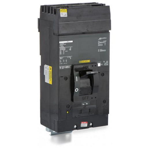 LH36225 - Square D 225 Amp 3 Pole 600 Volt Molded Case Circuit Breaker
