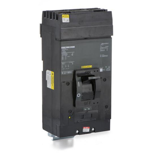LH36250 - Square D 250 Amp 3 Pole 600 Volt Molded Case Circuit Breaker