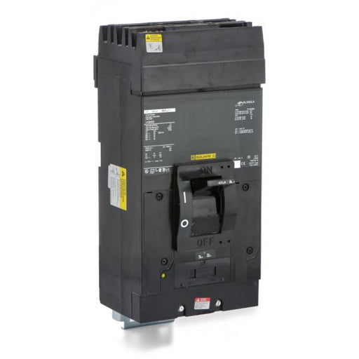 LH36400 - Square D 400 Amp 3 Pole 600 Volt Molded Case Circuit Breaker