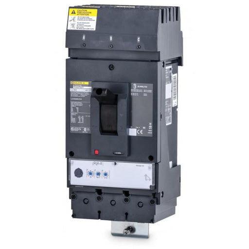 LJA36400U31X - Square D 400 Amp 3 Pole 600 Volt Molded Case Circuit Breaker