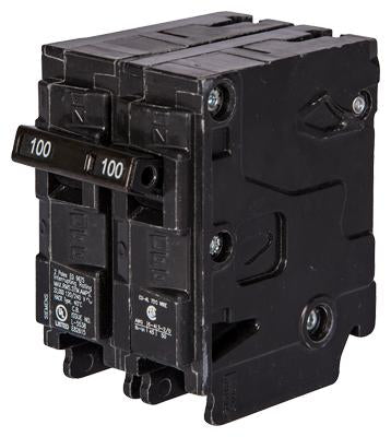 MBK100 - Siemens 100 Amp 4 Pole 240 Volt Molded Case Circuit Breaker