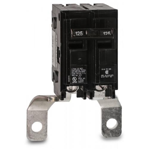 MBK125 - Siemens 125 Amp 2 Pole 240 Volt Load Center Main Circuit Breaker