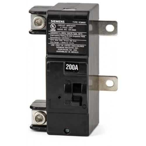 MBK200A - Siemens 200 Amp Load Center Main Breaker Conversion Kit