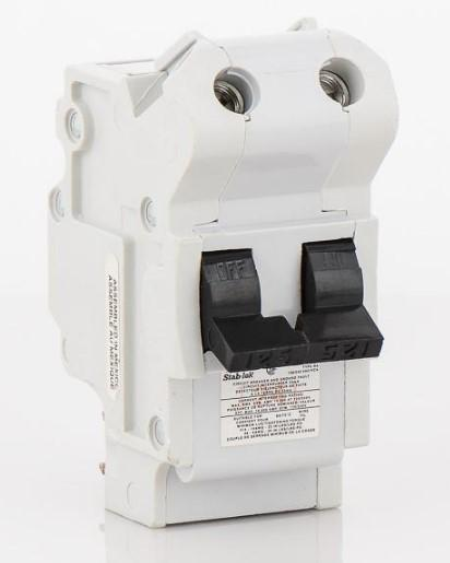 NA2P125 - Federal Pioneer 125 Amp Double Pole Circuit Breaker