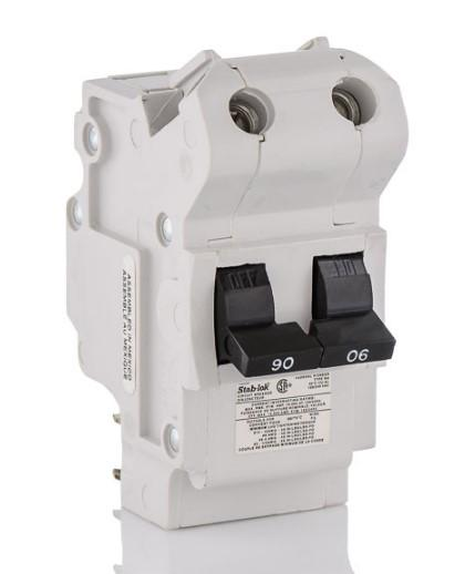 BRAND NEW Federal Pioneer NB 15A NB-215 15A 240V Double Pole Circuit Breaker