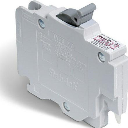 NC050 - Federal Pioneer 50 Amp Single Pole Circuit Breaker