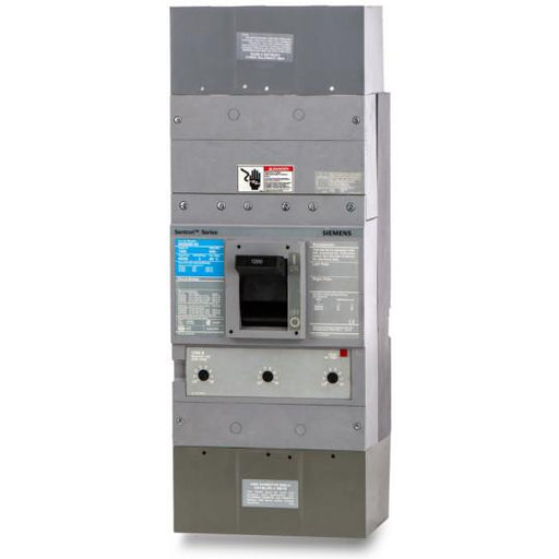 NXD63B120 - Siemens 120 Amp 3 Pole 347 Volt Bolt-On Molded Case Circuit Breaker