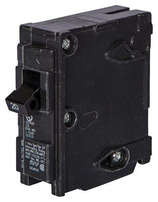 Q120H - Siemens 20 Amp 1 Pole 120 Volt Molded Case Circuit Breaker