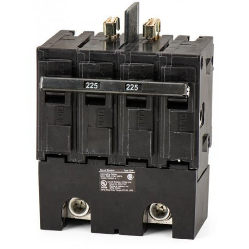 Q2225B - Siemens 225 Amp 2 Pole 240 Volt Molded Case Circuit Breaker