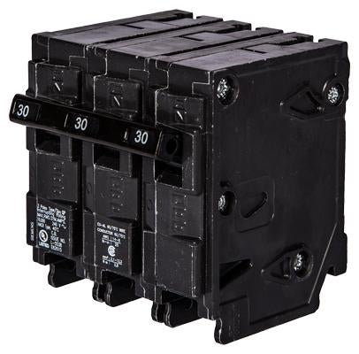 Q3100H - Siemens 100 Amp 3 Pole 240 Volt Molded Case Circuit Breaker