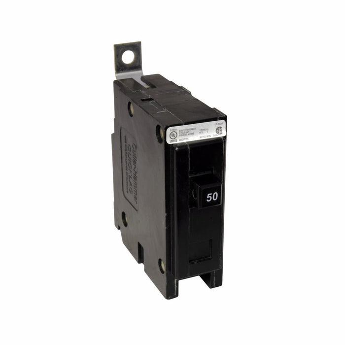 QBHW1050 - Eaton Cutler-Hammer 50 Amp 1 Pole 240 Volt Bolt-On Circuit Breaker