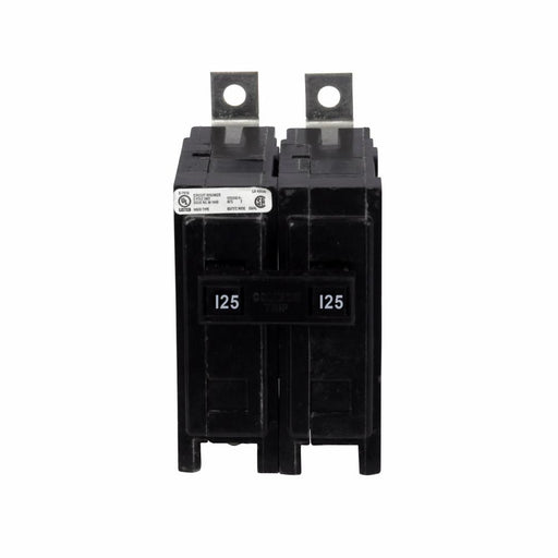 QBHW2125 - Eaton Cutler-Hammer 125 Amp 2 Pole 240 Volt Bolt-On Circuit Breaker