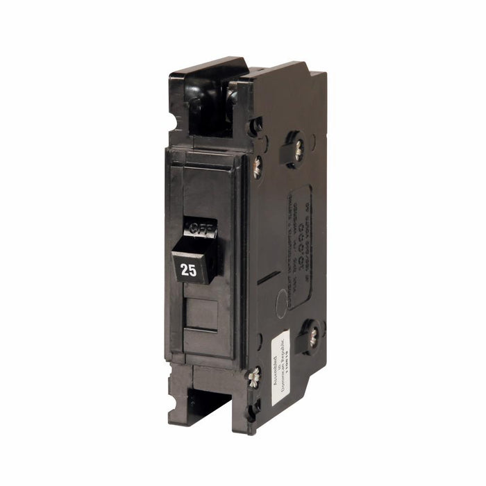 QC1025 - Eaton Cutler-Hammer 25 Amp 1 Pole 240 Volt Molded Case Circuit Breaker