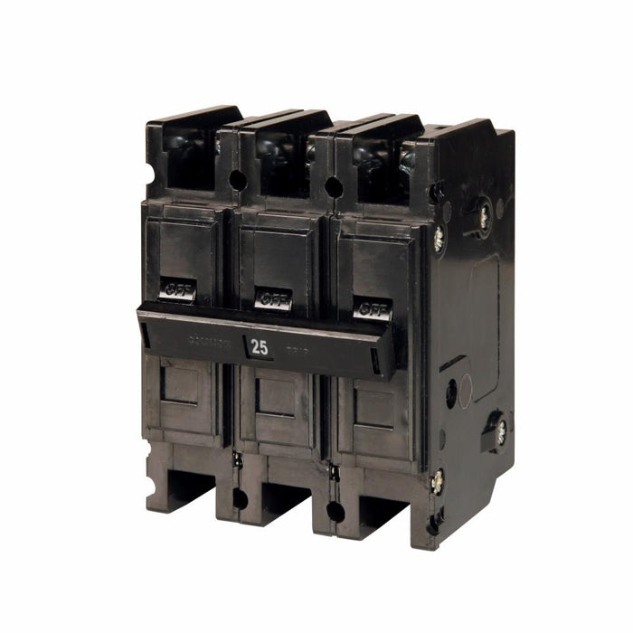 QC3025H - Eaton Cutler-Hammer 25 Amp 3 Pole 240 Volt Molded Case Circuit Breaker