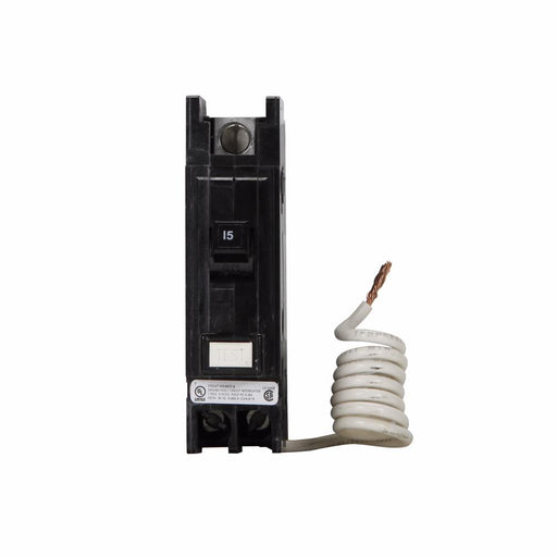 QCGFT1015 - Eaton Cutler-Hammer 15 Amp 1 Pole 120 Volt Feed-Thru Molded Case Circuit Breaker