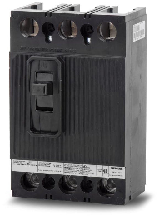 QJ23B060 - Siemens 60 Amp 3 Pole 240 Volt Bolt-On Molded Case Circuit Breaker