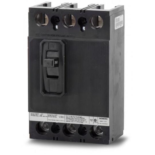 QJ23B200 - Siemens 200 Amp 3 Pole 240 Volt Bolt-On Molded Case Circuit Breaker