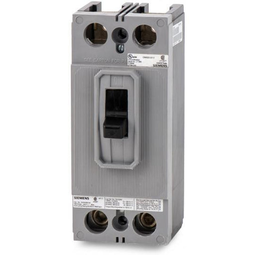 QJH22B100 - Siemens 100 Amp 2 Pole 240 Volt Bolt-On Molded Case Circuit Breaker