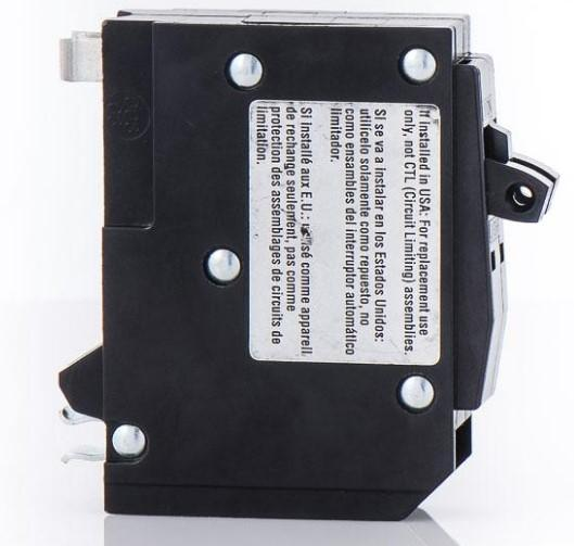 QO1520 - Square D Space Saver Tandem 15/20 Amp Circuit Breaker
