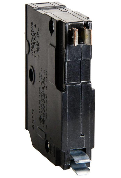 QO140 - Square D 40 Amp Single Pole Circuit Breaker