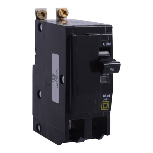 QOB290VH - Square D 90 Amp 2 Pole 240 Volt Bolt-On Molded Case Circuit Breaker