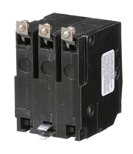 QOB340 - Square D 40 Amp 3 Pole Bolt-On Circuit Breaker