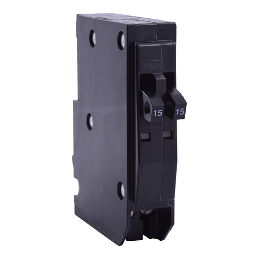 QOT1515 - Square D 15 Amp 1 Pole 240 Volt Plug-In Molded Case Circuit Breaker