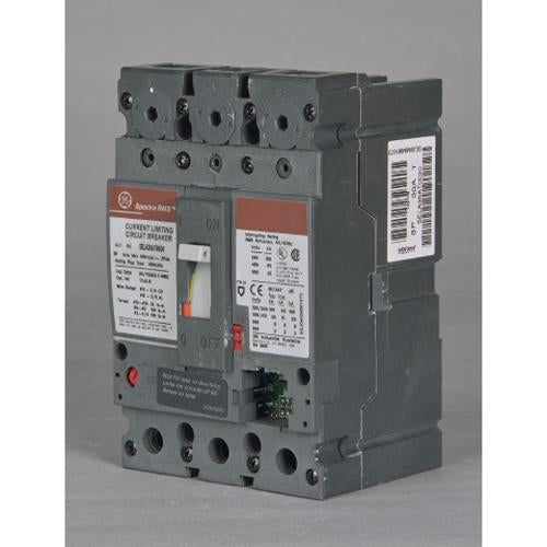 SELA36AT0150 - GE 150 Amp 3 Pole 600 Volt Molded Case Circuit Breaker Frame