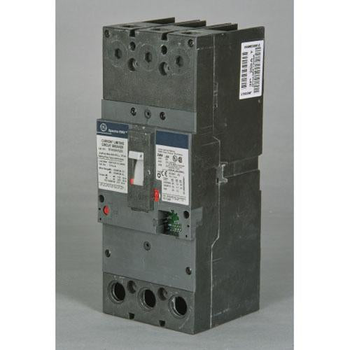 SFPA36AT0250 - GE 250 Amp 3 Pole 600 Volt Molded Case Circuit Breaker Frame