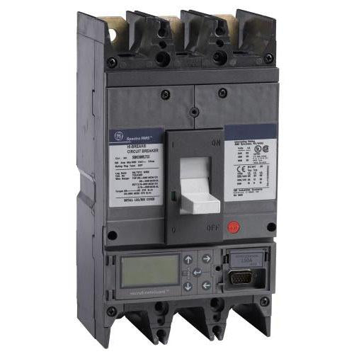 SGHC3601L4XX - GE 150 Amp 3 Pole 600 Volt Bolt-On Molded Case Circuit Breaker
