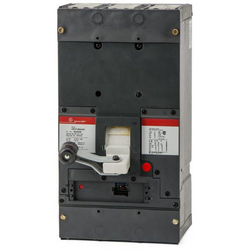SKLA36AI1200 - GE 1200 Amp 3 Pole 600 Volt Magnetic Molded Case Circuit Breaker