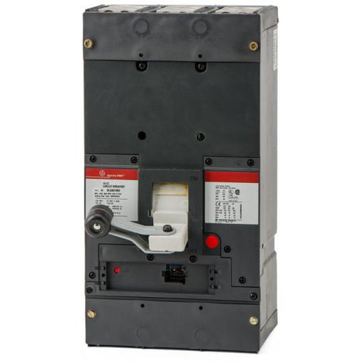 SKLA36AT0800 - GE 800 Amp 3 Pole 600 Volt Molded Case Circuit Breaker