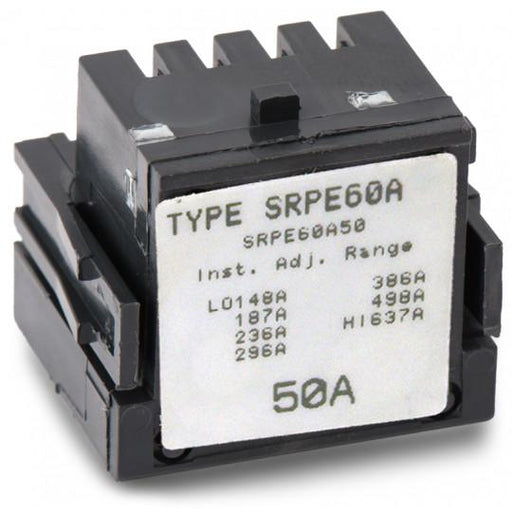 SRPE60A50 - GE 50 Amp 3 Pole 600 Volt Molded Case Circuit Breaker Rating Plug