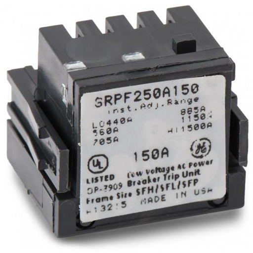 SRPF250A150 - GE 150 Amp 3 Pole 600 Volt Molded Case Circuit Breaker Rating Plug