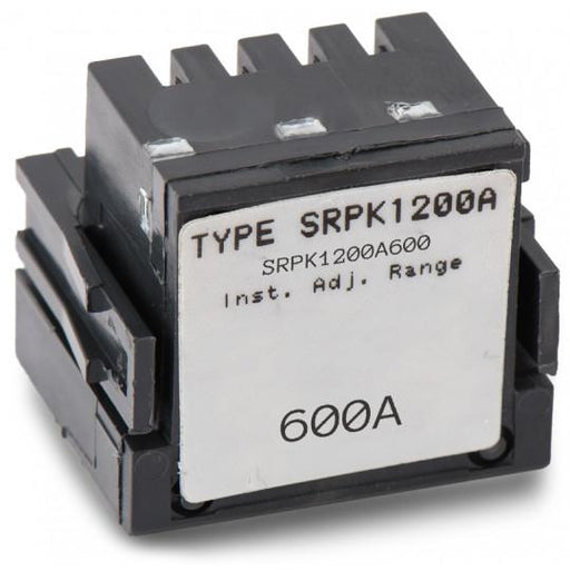 SRPK1200A600 - GE 600 Amp 3 Pole 600 Volt Molded Case Circuit Breaker Rating Plug