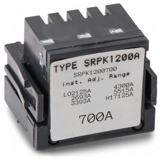 SRPK1200A700 - GE 700 Amp 3 Pole 600 Volt Molded Case Circuit Breaker Rating Plug