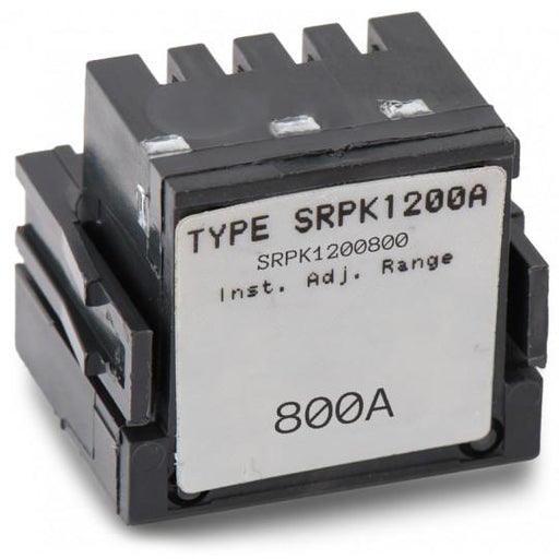 SRPK1200A800 - GE 800 Amp 3 Pole 600 Volt Molded Case Circuit Breaker Rating Plug