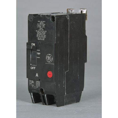 TEY245 - GE 45 Amp 2 Pole 480 Volt Bolt-On Molded Case Circuit Breaker