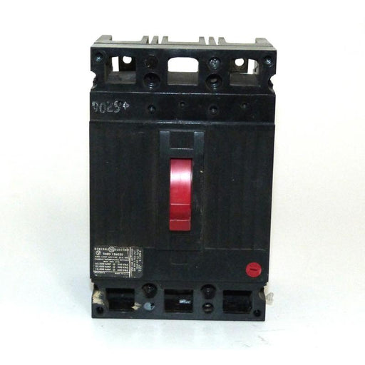THED124090WL - GE 90 Amp 2 Pole 480 Volt Thermal Magnetic Molded Case Circuit Breaker