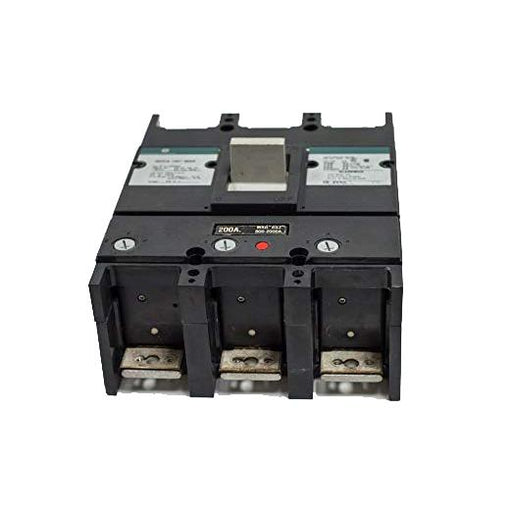 THJK436250WL - GE 250 Amp 3 Pole 600 Volt Thermal Magnetic Molded Case Circuit Breaker