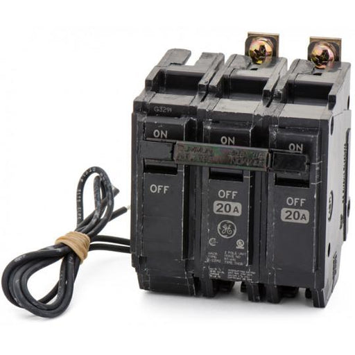 THQB2120ST1 - GE 20 Amp 2 Pole 240 Volt Molded Case Circuit Breaker