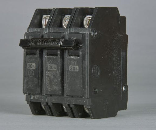 THQC32045WL - GE 45 Amp 3 Pole 240 Volt Molded Case Circuit Breaker