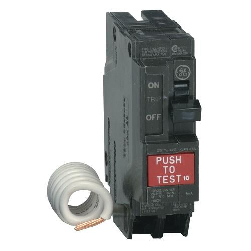 THQL1115GF - GE 15 Amp 1 Pole 120 Volt Molded Case Circuit Breaker
