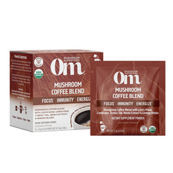Coffee Blend Organic Mushroom Superfood Hot Drink